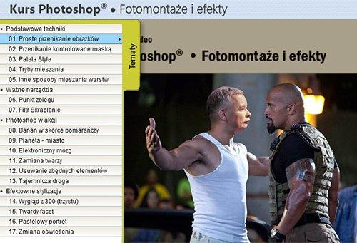 Fotomontaże i efekty kurs (PL)